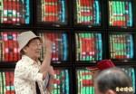 少了中國股市攪局 台股收盤漲60點