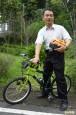 他改良單車煞車   騎士不再煩惱左煞、右煞