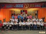27位高齡戰士 獲頒抗戰勝利紀念章