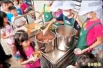 校園營養午餐 每週一次有機蔬菜