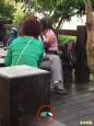 遊客「蚊」風喪膽 台中大坑登山步道小黑蚊肆虐