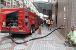 新營醫院大火12死後 消防員做了這些事...