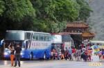 十一長假 全台觀光勝地滿是中國遊客