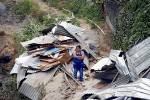 《TAIPEI TIMES 焦點》 Hillside collapse in Guatemala kills at least 26 people
