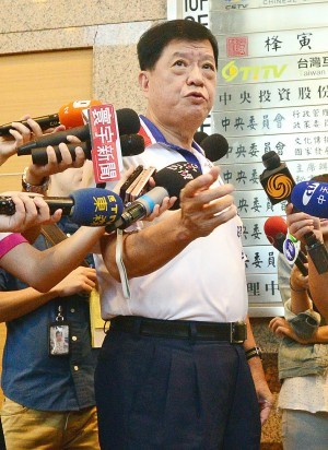 《TAIPEI TIMES 焦點》 Hung respects 'freedom' of challenger