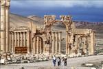 IS毒手 炸毀敘利亞兩千年凱旋門