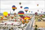 國際熱氣球節 新墨西哥州登場
