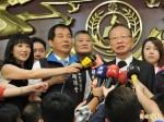 國民黨市議員拱朱帶職參選總統 稱不影響市政