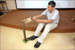 樹林傳統技藝 草蓆編織推廣難