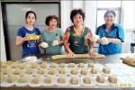 台東市永樂社區媽媽手工饅頭 味美料實在