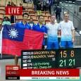 世界壯年羽球賽 吳昶潤抱雙冠