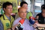 國民黨「換柱」蘇貞昌:覺得洪被始亂終棄