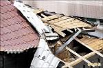 颱風接連來 市定古蹟「三毛宅」破損加劇