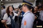 劉曉玫遭議會停權 游錫堃:民主政治的汙點