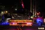 新埔土地掮客酒駕 2車疑似對撞2傷