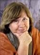 給歷史靈魂 白俄女記者獲諾貝爾文學獎