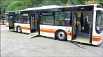 三門低地板公車 首度引入四輛