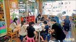 設麵館、創意教室 實體書店拚轉型