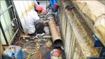 皮革廠偷排廢水…空拍機蒐證逼現形