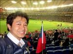 熱血導遊隨身帶國旗 旗飄海外宣揚「我來自台灣」