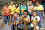 鶯歌弱勢清潔團 改善環境賺獎勵金