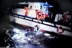 墾丁落山風狂吹 4潛水客海漂2小時獲救