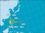 輕颱巨爵生成 不排除影響台灣