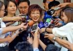 《TAIPEI TIMES 焦點》 Chu apologizes over Hung turmoil