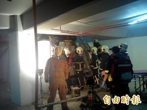 地下室施工通風不良 2工人無呼吸心跳送醫