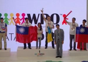 交大保齡球機器人 勇奪世界冠軍