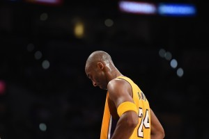 NBA》再見黑曼巴!Kobe正式宣布季後退休