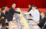 《TAIPEI TIMES 焦點》ARATS chairman to engage with locals on seven-day tour