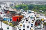 《TAIPEI TIMES 焦點》  Ko blames traffic as support rating falls