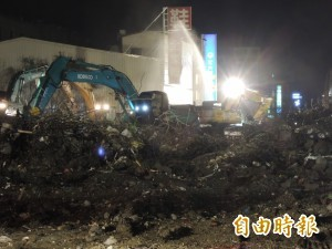 台南強震災情唯一「未知數」 精障女下落不明