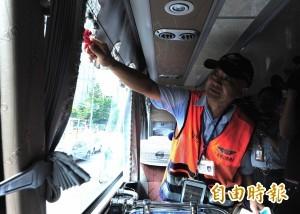 遊覽車公司評鑑 公路總局8月公布黑名單