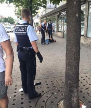 德國又傳難民砍人 1婦女身亡2人受傷