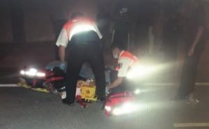 中年婦人跳台北大橋 摔死在自行車道