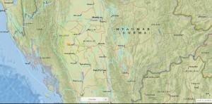 緬甸中部6.8強震 死傷人數不明