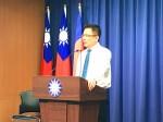 《TAIPEI TIMES 焦點》 KMT a democratic party: Alex Tsai