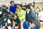 《TAIPEI TIMES 焦點》 Legislators fight over labor law amendments
