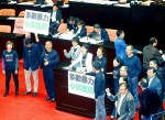 《TAIPEI TIMES 焦點》 Legislature fails to pass labor bill