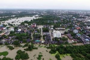 連日暴雨釀洪災 泰國傳14死58萬人受影響