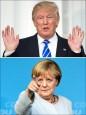 川普快嘴單挑歐盟 批梅克爾 捧英脫歐