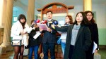 《TAIPEI TIMES 焦點》 NTU to fire two professors accused of academic fraud