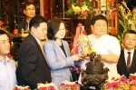 《TAIPEI TIMES 焦點》 Tsai is world's 8th-greatest leader: 'Fortune'
