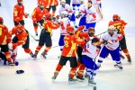 《TAIPEI TIMES 焦點》 Brawl follows China ice hockey game