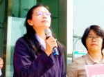 《TAIPEI TIMES 焦點》 MAC, others working to win release of detained Taiwanese democracy advocate