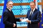 英正式啟動脫歐 分手信送抵歐盟