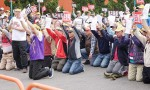 《TAIPEI TIMES 焦點》 Taipei at standstill over retirees' protests