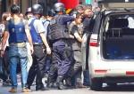 《TAIPEI TIMES 焦點》 Man arrested after gunbattle, standoff